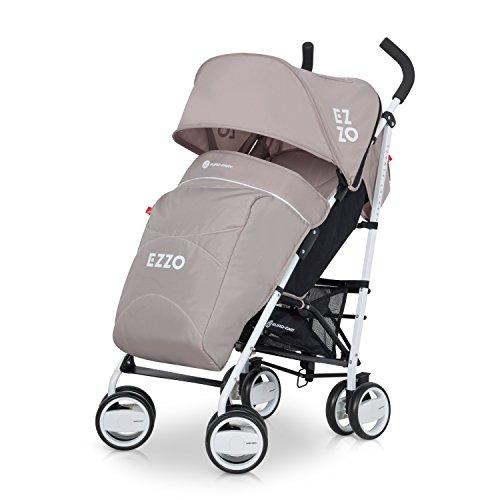 buggy sport kinderwagen ezzo mocca mit liegefunktion zusammenklappbar baby ab 6 monate. Black Bedroom Furniture Sets. Home Design Ideas