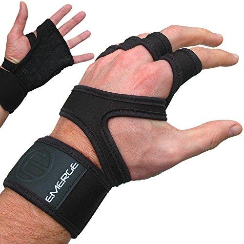 Handschuhe mit Handgelenkbandage & Daumenschlaufe von