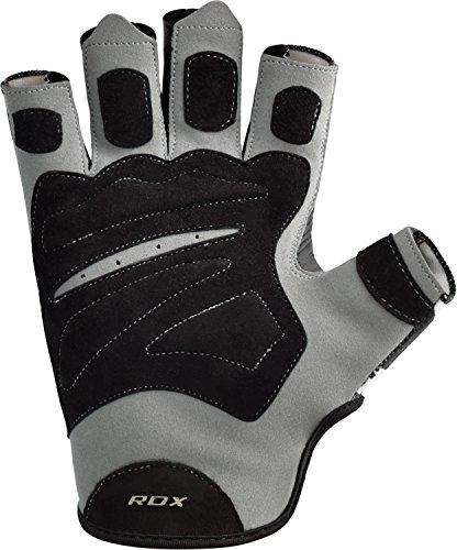 Rdx Ladies Bodybuilding Weight Lifting Gym Gloves: RDX Fitness Handschuhe Gewichtheben Sport